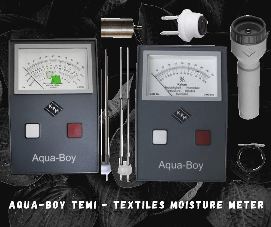 Aquaboy TEM1 Moisture Meter