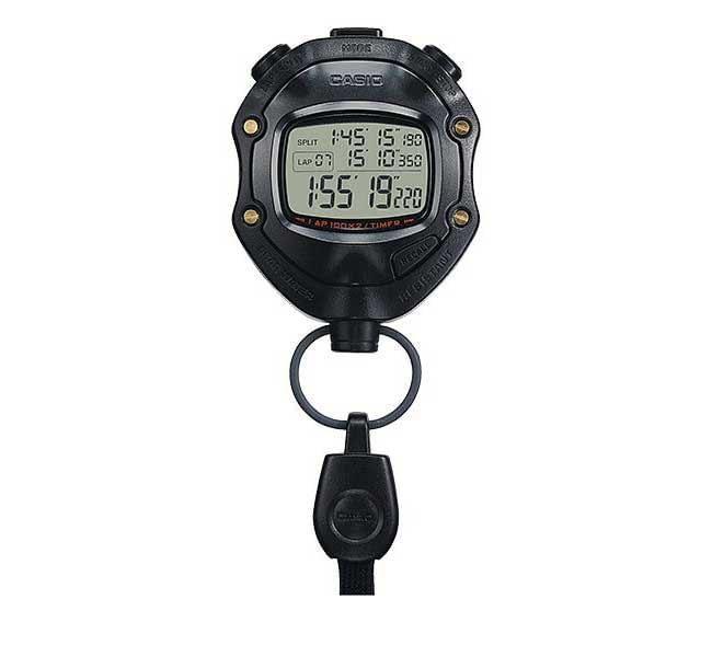 HS 80W Casio Stopwatch