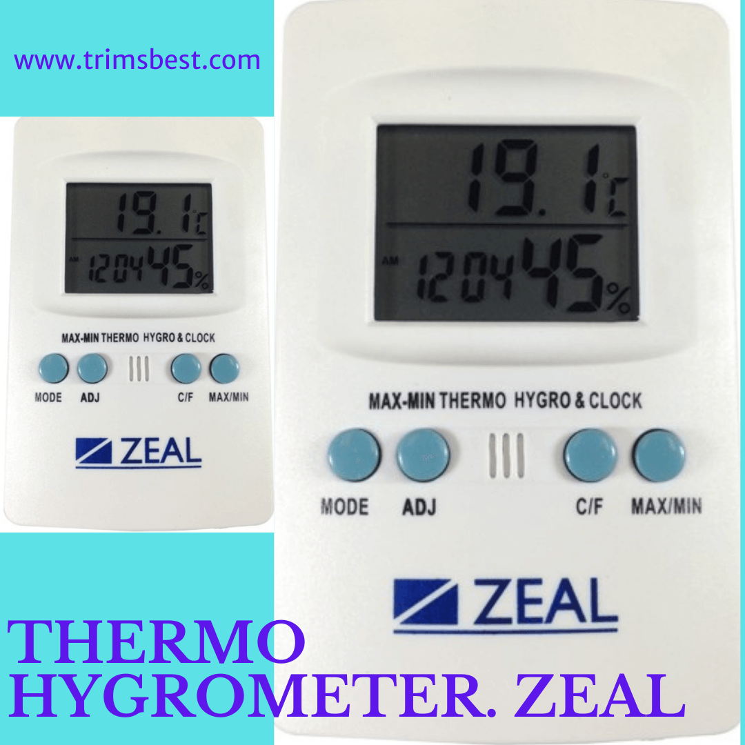 THERMO HYGROMETER PRICE BD