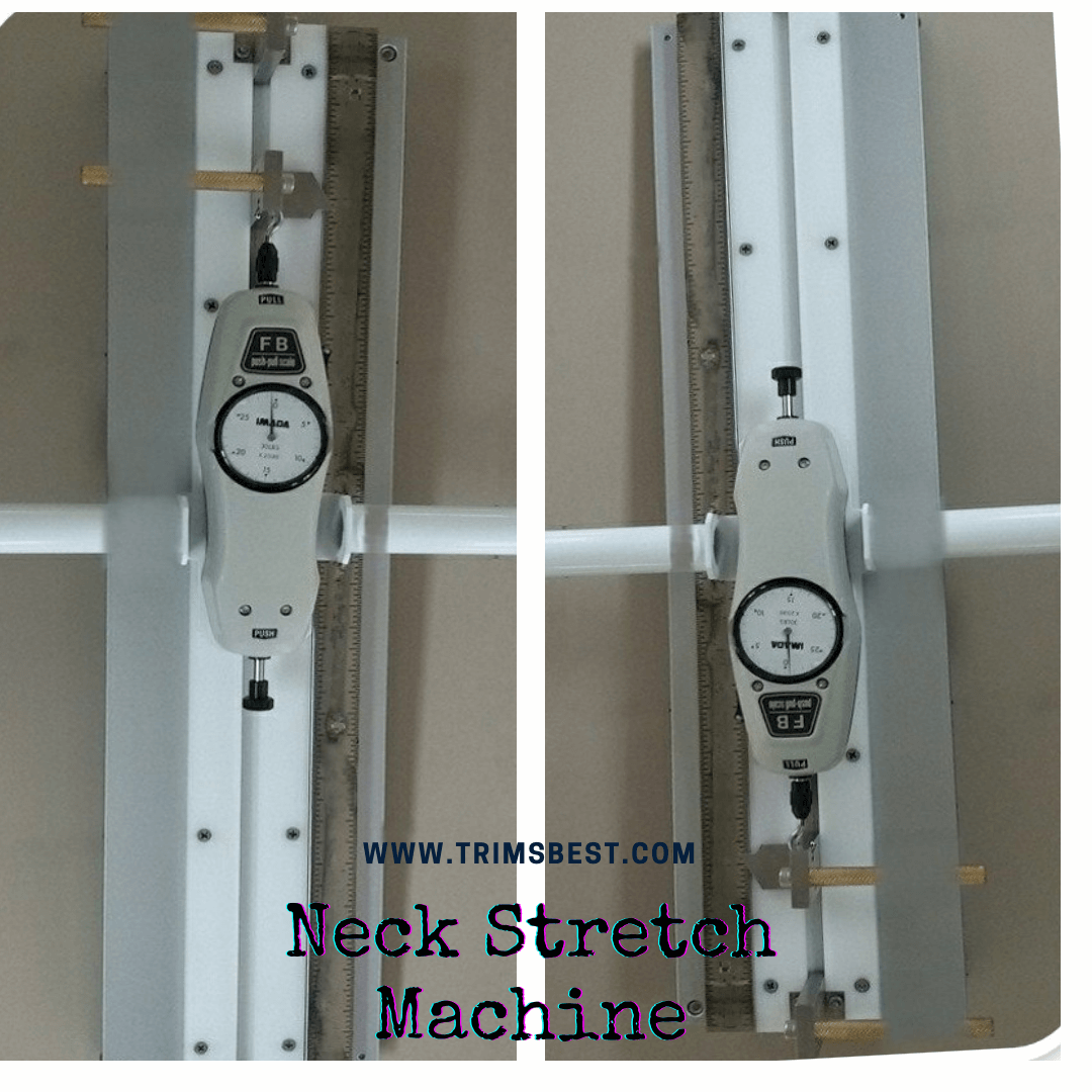 Neck Stretch Tesater Machine Trims Best Ltd