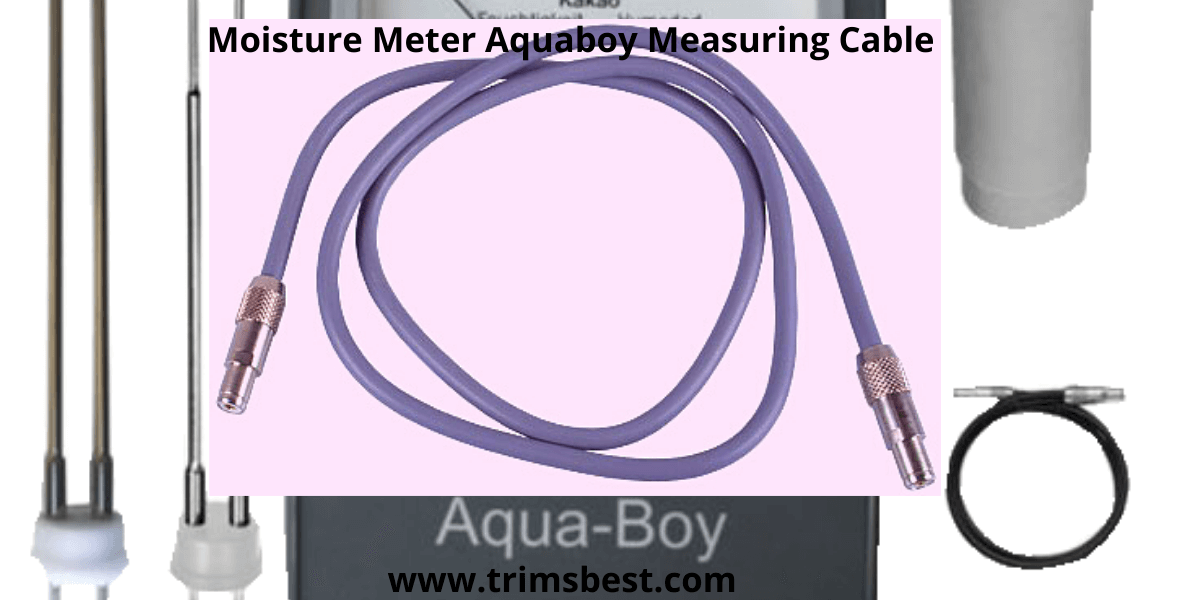 Moisture Meter Aquaboy Measuring Cable Bangladesh