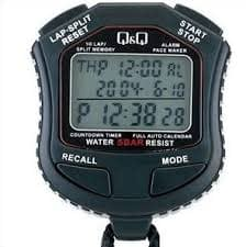 Q&Q STOP WATCH BD