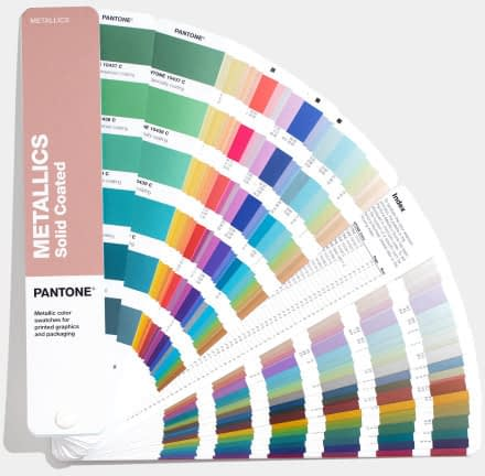 Metallic-Coated-Pantone